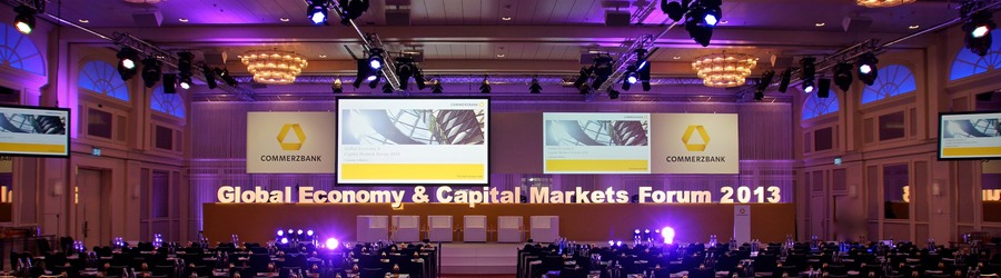 Commerzbank AG Global Economy & Capital Markets Forum 2013 Marriott Hotel Frankfurt SANDBURG event production support.jpg